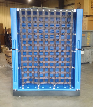 Cargo Shipping Containers, Cargo Containers, Small Parcel Containers, Small package Cargo Containers
