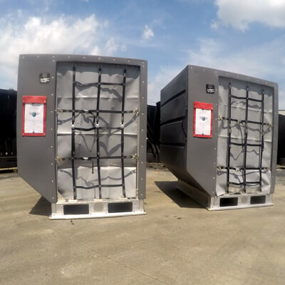ULD Containers, Air Cargo Containers, LD 2 Containers, LD 3 Containers, LD 8 Containers