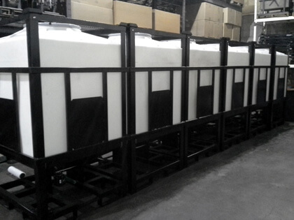 IBC Racks, Metal IBC racks, Metal Fabrications, Metal Fabrications Rotomolding, Metal Work Rotational Molding, Metal Fabrications Rotomoulding
