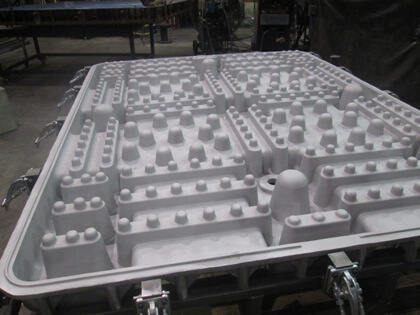 Molds for Rotomolding, Moulds for Rotational Molding